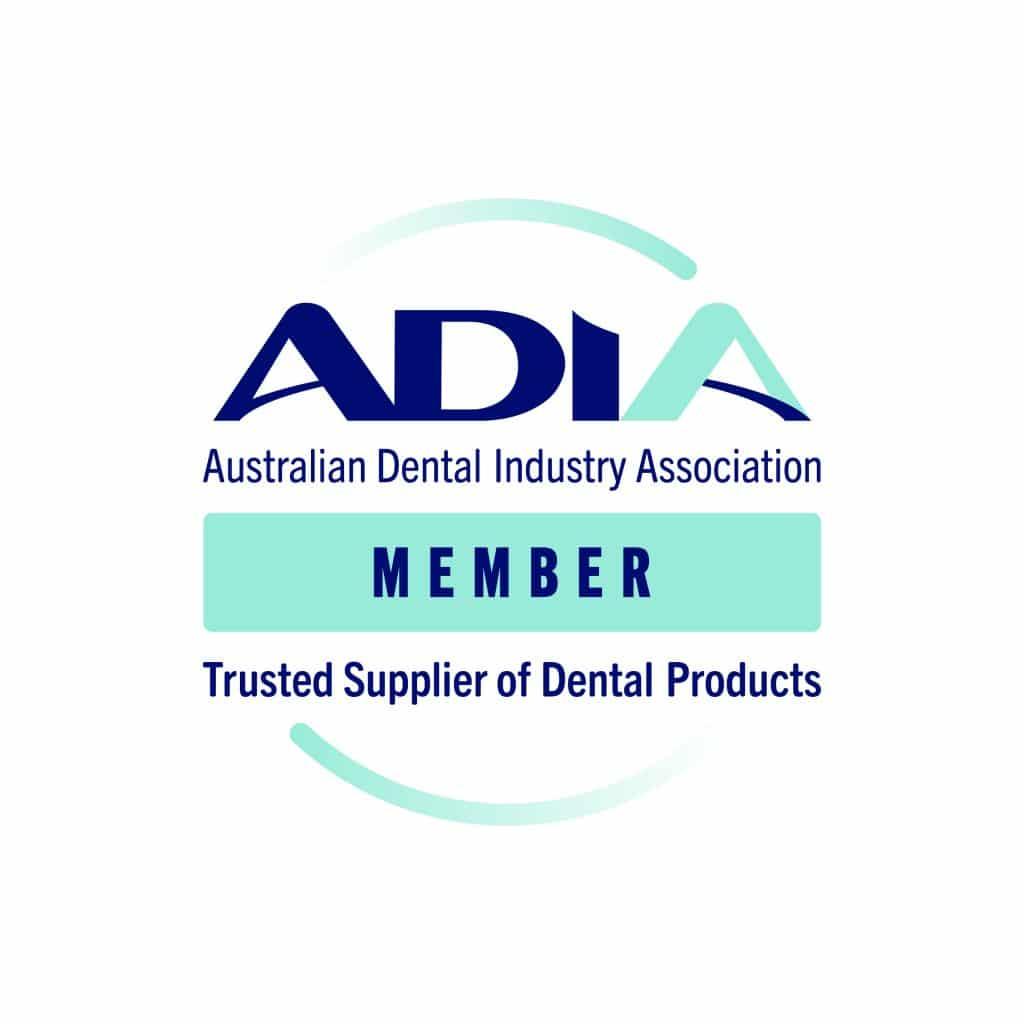 Australian Dental Industry Association Member Logo